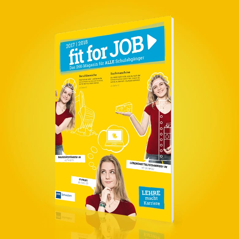 fit for JOB TV